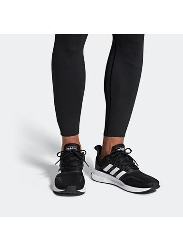 adidas Runfalcon Erkek Koşu Ayakkabısı F36199 Siyah